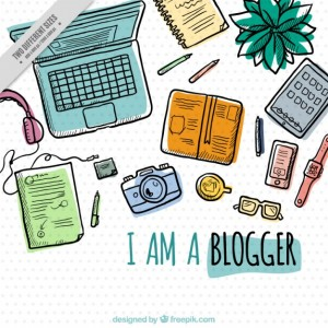 hand-drawn-workplace-of-a-blogger-background_23-2147557792